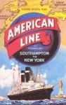 American Line Advertisement, St. Louis