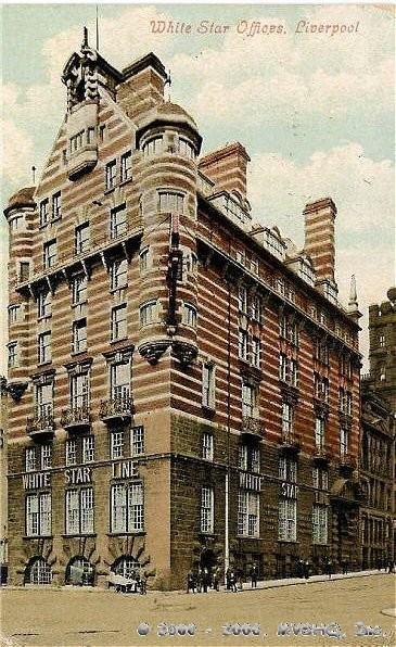 White Star Line Offices