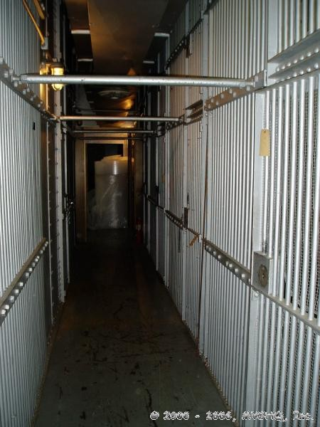 Coin Vault Cages