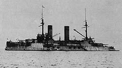 Russian Battleship Slava
