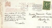 """Very little to do at the [Assay?] office right now."" 
